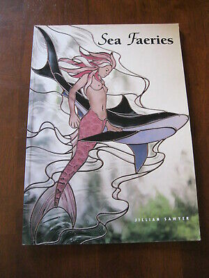Sea Faeries by Jillian Sawyer: 1995: Inc: Swirl & Eddy, Penquin Fun     Preloved
