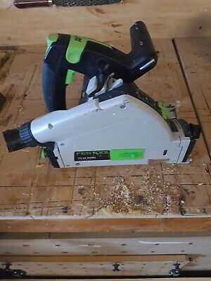 Festool Tracksaw 240v with accessories Used condition