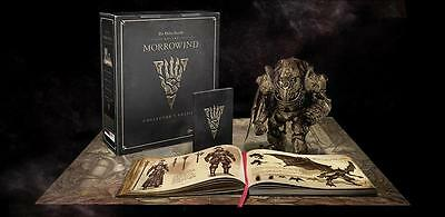 ELDER SCROLLS ONLINE Morrowind Collector Edition Naryu's Journal