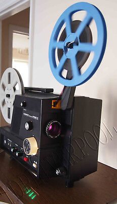 Chinon Sound 6100Z ZOOM LENS SUPER 8  Sound  PROJECTOR