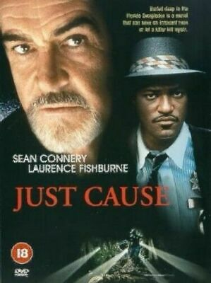 Just Cause DVD (2000) Sean Connery New