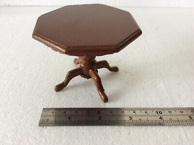 DOLLS HOUSE 1/12th scale DINING TABLE