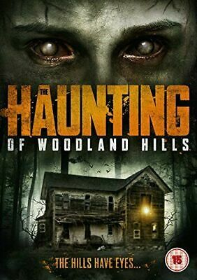 The Haunting of Woodland Hills DVD (2016) Cris Cunningham New