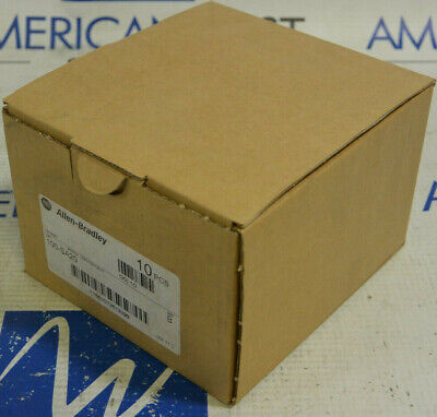 Allen-Bradley 100-SA20 Ser. B 10A 600VAC Auxiliary Contacts *NEW *BOX OF 10!
