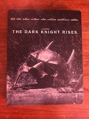 The Dark Knight Rises (Blu-ray/4K) Please Read.