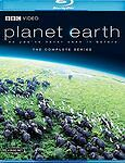 Planet Earth - The Complete Collection (Blu-ray Disc, 2007, 4-Disc Set) LIKE NEW