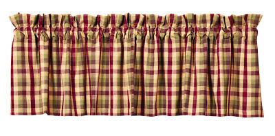 APPLE CIDER Farmhouse Country Primitive VALANCE ~ FREE Shipping