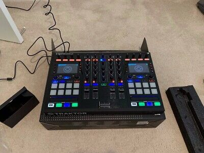 Native Instruments Traktor Kontrol S5 Standalone Mix Deck Excellent Condition