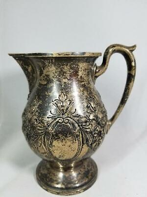 M. Fred Hirsch Co. Sterling Silver Cream Pitcher (A2Z006741)