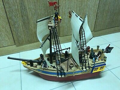 playmobil piratenschiff alt