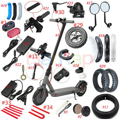 For Xiaomi Mijia M365 Electric Scooter Various Repair Spare Parts Accessories HH