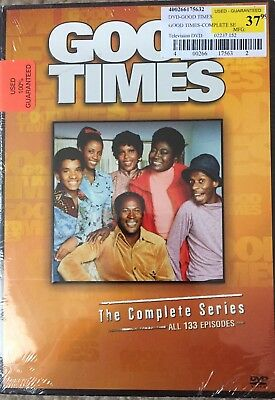 *Good Times The Complete Series DVD 2008 17 Disc Set ALL 133 EPISODES JJ WALKER