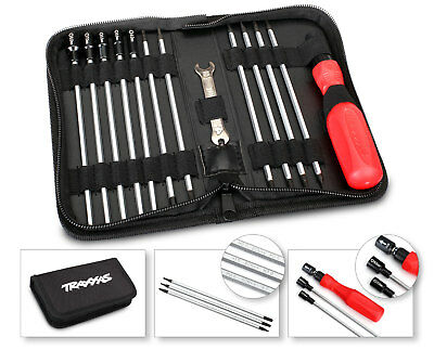 Traxxas 19 in 1 Tool Set w/ Zip Pouch  TRA3415 ^