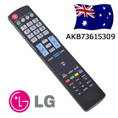 2019 LG 3D TV Remote Control for All types of LG TV AKB73615309 AU