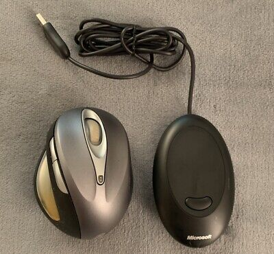 6f7254fcbc2 MICROSOFT NATURAL WIRELESS Laser Mouse 6000 (X807035-001) 1083 Only ...