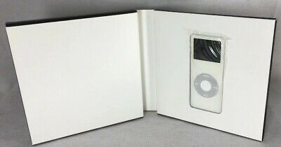 *NEW* Apple iPod Nano 1GB Model A1137 White Complete Bundle Rare (READ!!)