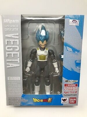 Vegeta Super Saiyan Blue God S.H Figuarts DragonBallZ