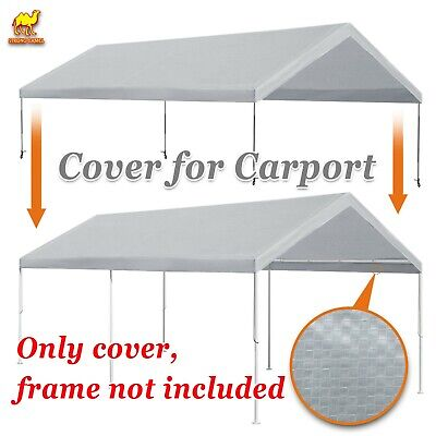 10X20 Carport Replacement Cover 2022