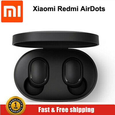 Xiaomi Redmi Airdots Bluetooth 5.0 TWS Auricolari True Wireless Cuffie mic