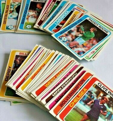 Topps 1979 Football Cards (Blue Backs 1-100 ) ☆☆ Select from drop down menu ☆☆