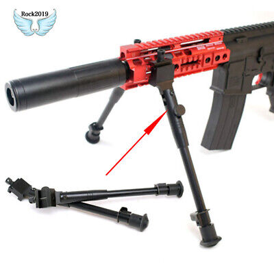 TACTICAL ABS BIPOD BI POD Sniper Rest Stand Hunting Soft