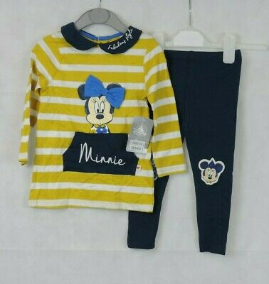 Disney Store Minnie Mouse 2 Piece Outfit Size 2 Years rrp £22.99  CR096 NN 03