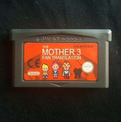 EARTHBOUND MOTHER 1+2 AND 3 English Translation: GBA