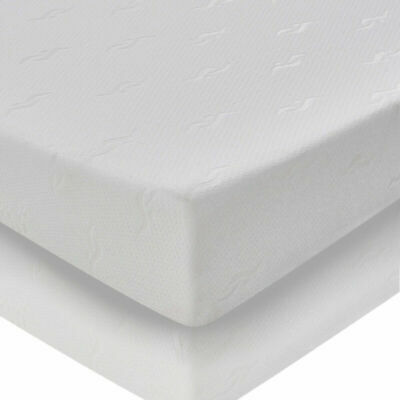 "Memory Mattress No Spring 3Ft 4Ft 4Ft6 5Ft 6"" Foam Orthopeadic Mattress"