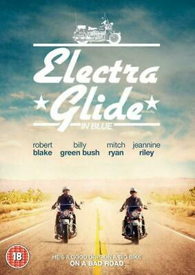 Electra Glide In Blue DVD (2014) Robert Blake