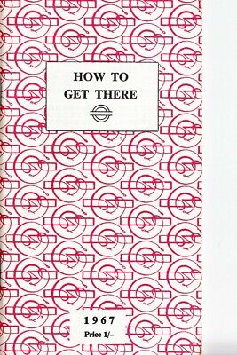 1967 London Transport - HOW TO GET THERE
