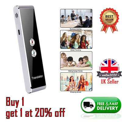 Translaty MUAMA Enence Smart Instant Real Time Voice Languages Translator UK