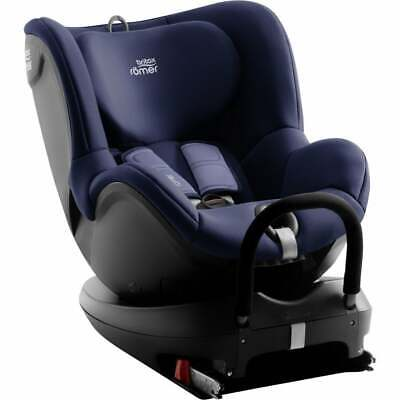 Britax Dualfix 2 R Car Seat - Moonlight Blue