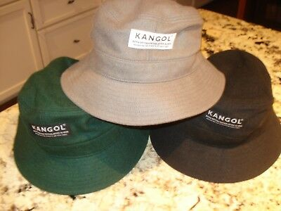 c3740c989 KANGOL-SUITED SPEY BUCKET HAT--4 Colors-Large-NWT + NWOT - $24.99 ...