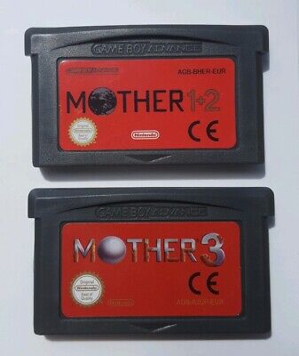 MOTHER 3 GAME Boy Advance GBA English (Earthbound 2