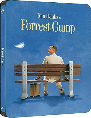 Forrest Gump  - Limited Edition Steelbook [Blu-ray] New and Sealed!!!