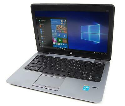 HP EliteBook 820 G1 PC Laptop Computer Intel i5 1.90 GHz 8GB RAM 128GB SSD Win10
