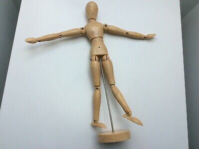 B Orel Retractable Mannequin With Movable Joints 13'