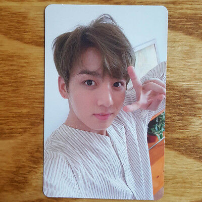 Jungkook Official Photocard BTS Love Yourself Her L Version Kpop Genuine