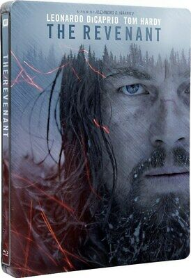 The Revenant - Limited Edition Steelbook [Blu-ray] NEW And Sealed!!