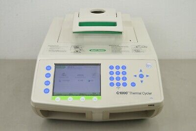 Bio-Rad C1000 Gradient Thermal Cycler w/ 96 Well (18413 i25)