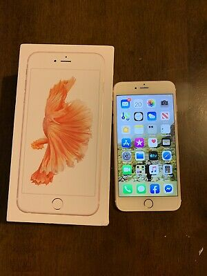 Apple iPhone 6s Plus - 16GB - Rose Gold (Unlocked)