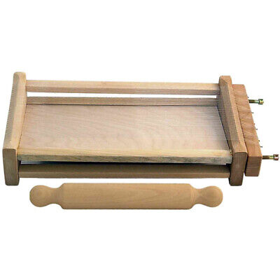 """Eppicotispai """"Chitarra"""" Pasta Cutter with 32cm/12.5-Inch Rolling Pin"""