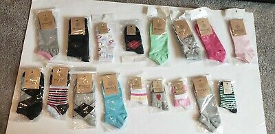 Lot of new Egyptian cotton premium Assorted colors men, women and kids socks