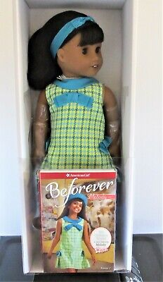 "American Girl Melody Doll, 18"" NIB, Fast Shipping"