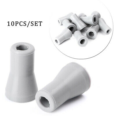 10x Dental Oral SE Saliva Ejector Rubber Valve Replacement Snap Tip Adapter