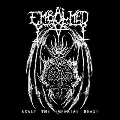 Embalmed - Exalt the Imperial Beast - CD - New
