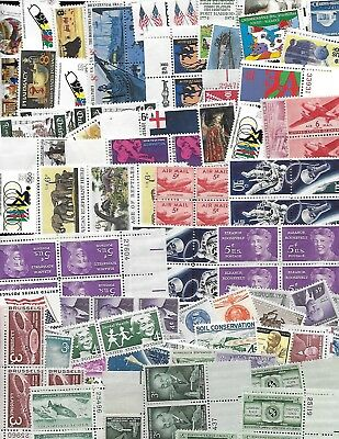 Stamps USA postage stamps $50 FACE value of unused discount postage USA 1c - 20c