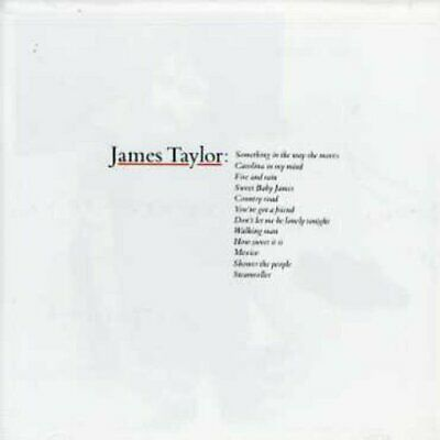 James Taylor - Greatest Hits - CD - New