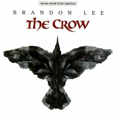 Crow - Crow Original Motion Picture Soundtrack - CD - New