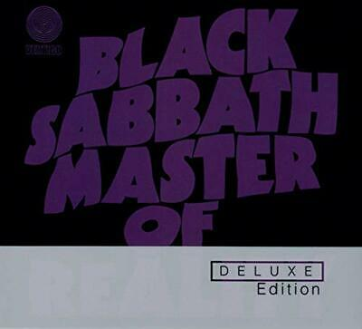 Black Sabbath - Master of Reality (Deluxe Edition) - Double CD - New